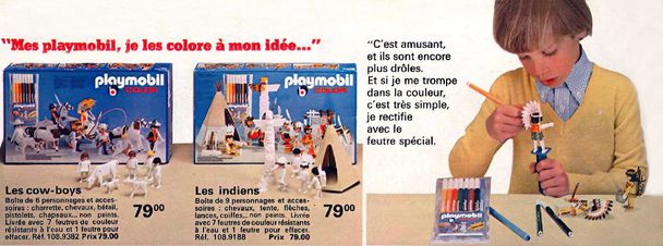 Playmo Color La Redoute 79-80