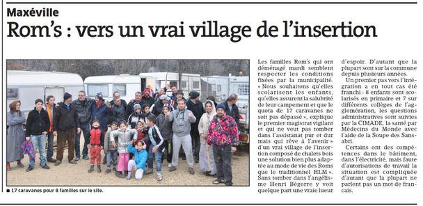 Vers un vrai village de l'insertion