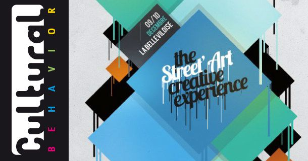 Street Art Creative Experience by Cultural Behavior