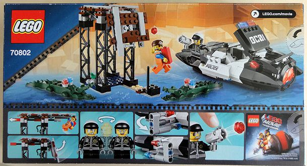 LEGO THE MOVIE BAD COP S PURSUIT 2