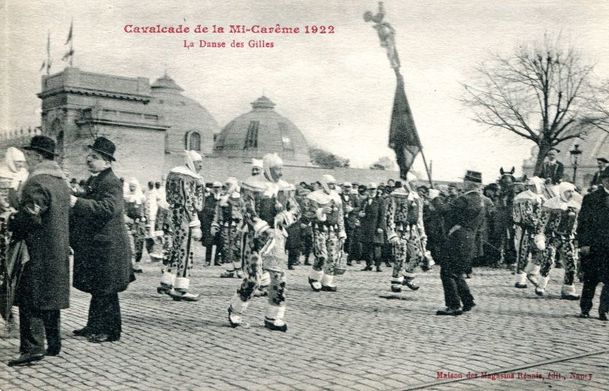 13 Nancy - Cavalcade de la Mi-Careme 1922