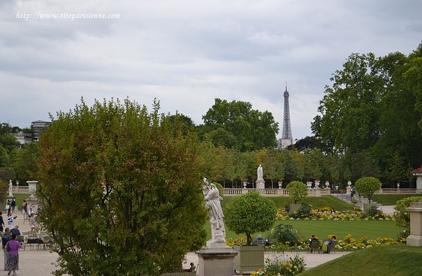 29 Juillet 2012 Jardin du luxembourg 4