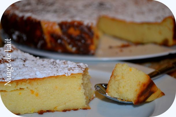 gâteau semoule ricotta limoncello