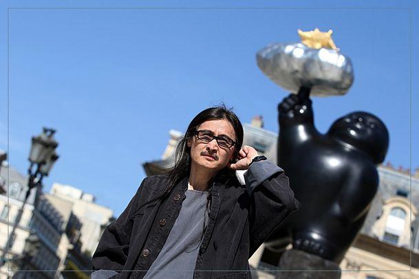 Sculpture Place Vendôme 6