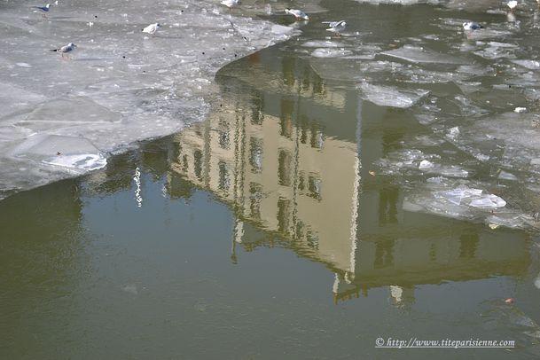 13 février 2012 Canal Saint-Martin reflets 1