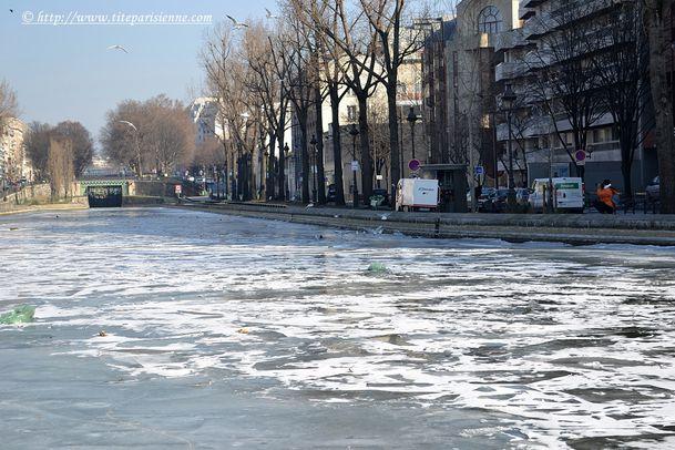 14 février 2012 Canal Saint-Martin sous la glace 2