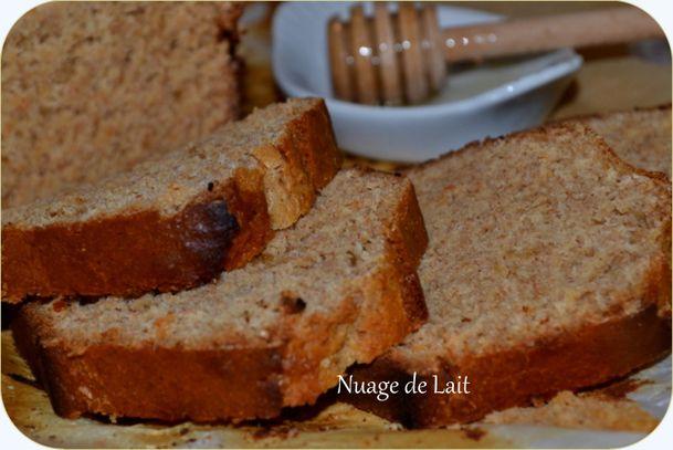 pain d'épices léger