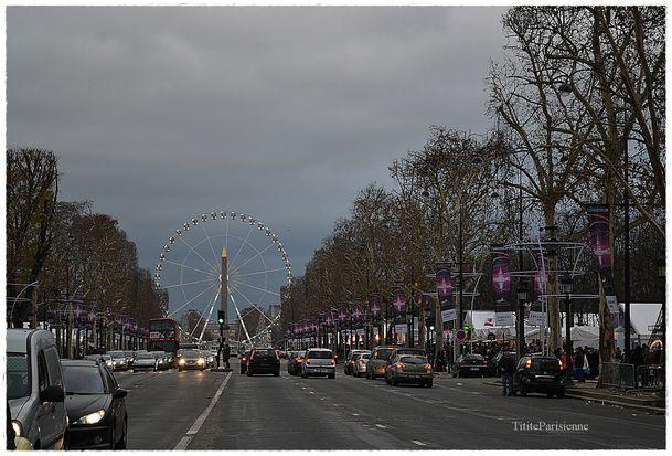 Champs-Elysées article 1