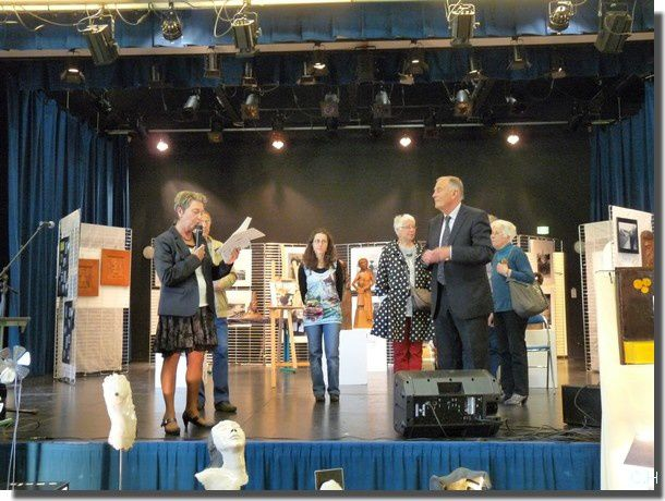 Guichen le salon des Arts Discours