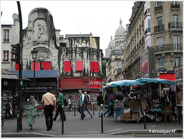 10 Juillet 2011 L'Elysée Montmartre 0