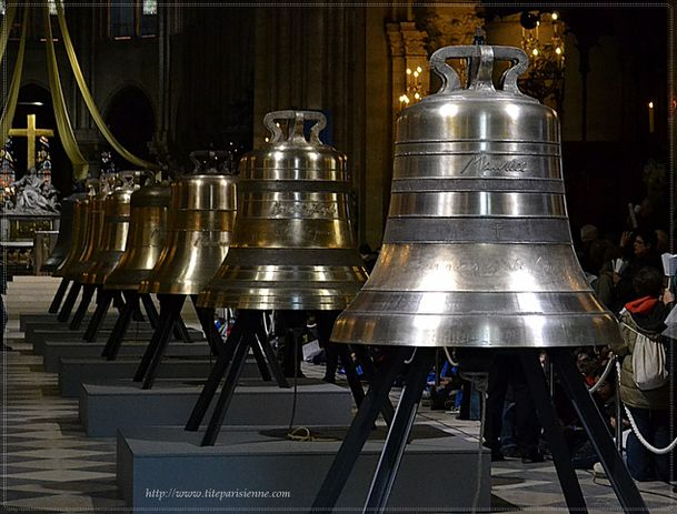 Cloches Notre Dame 5