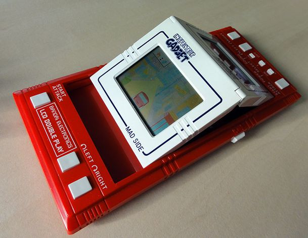 INSPECTEUR GADGET GAME&WATCH BANDAI 1