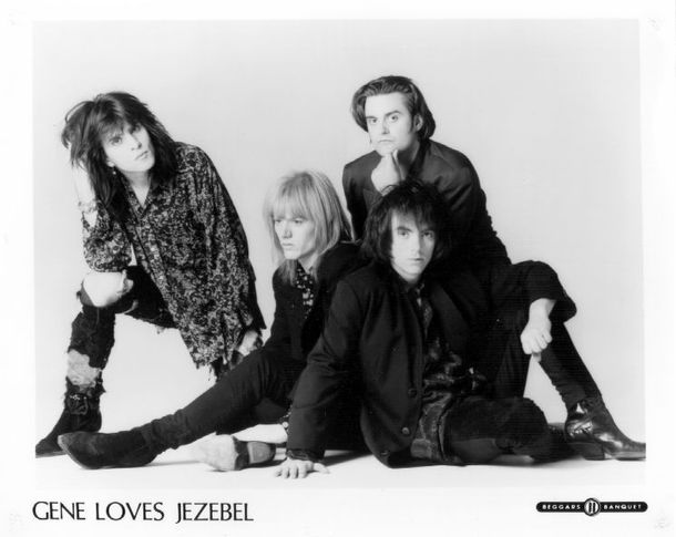 Gene Loves Jezebel