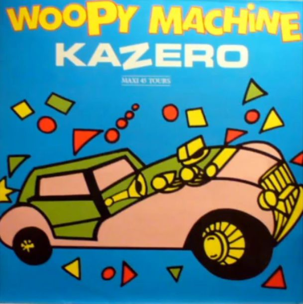 Kazero-Woopy-Machine