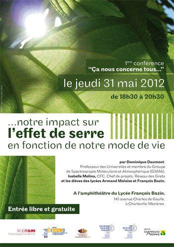 Conférence Ca nous concerne tous 31 mai 2012