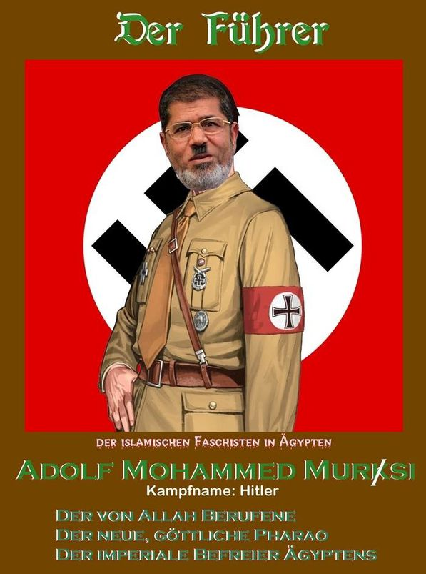 Plakat Adolf Mohammed Murksi klein