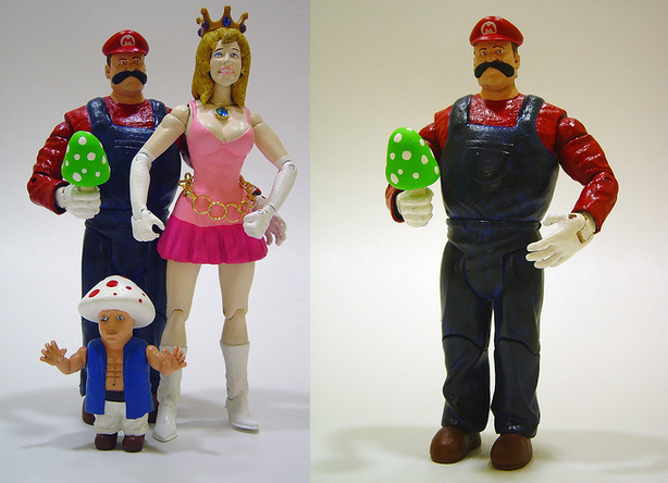 Luigi-Peach-Toad-figurine-Custom.png