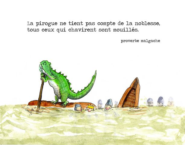 blog crocodile proverbe