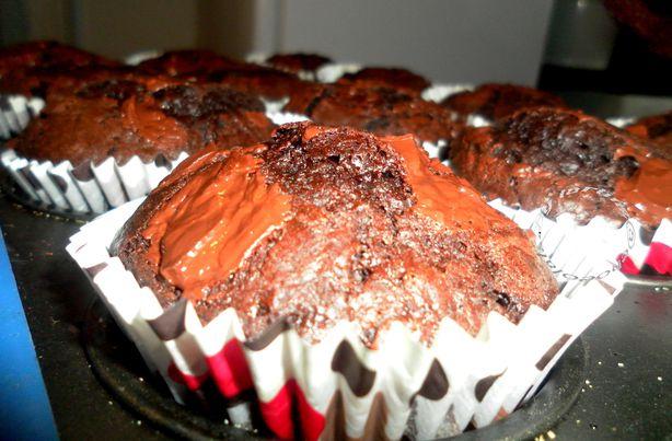 muffins devil's