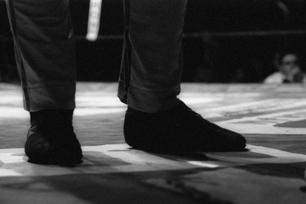boxe francaise pied