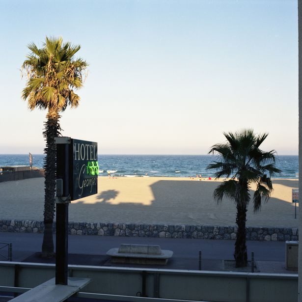 Canet Plage hotel