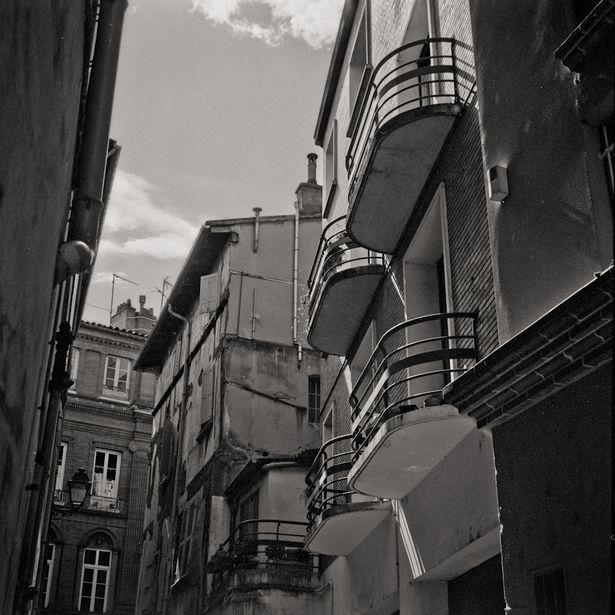 Toulouse rue des puits clots