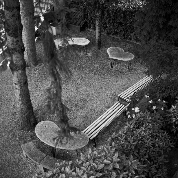 St-Geniez d'Olt jardin