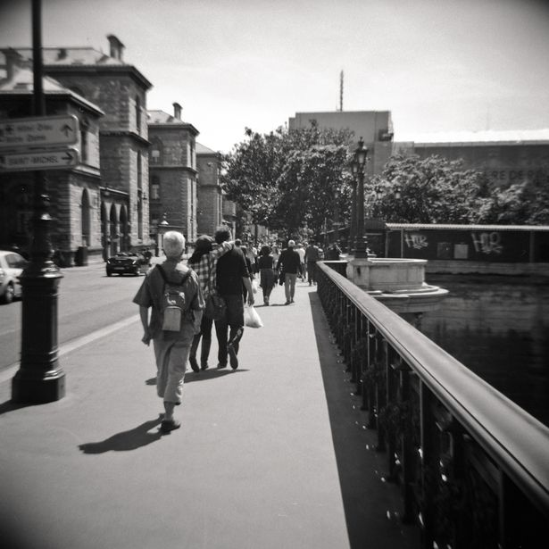 Street photo par Mme Holga