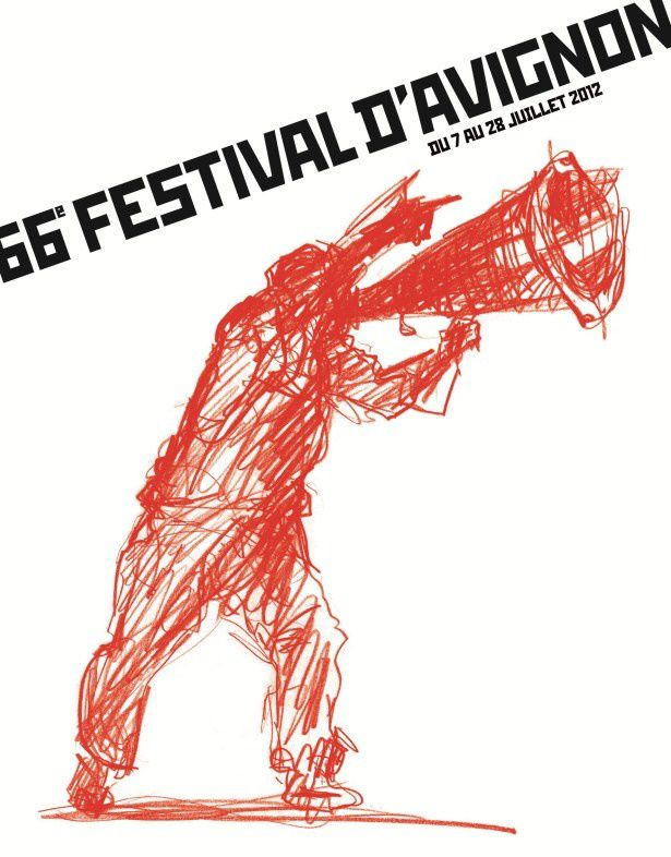 66e-festival-davignon-615 dessin-william-kentridge