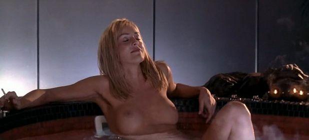 Sharon Stone dans Basic Instinct 2