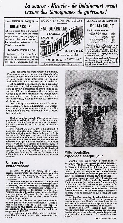 article source dolaincourt