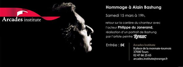 Bashung annonce facebook