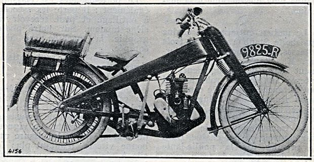 1925 CP Roleo Cyclecars 898