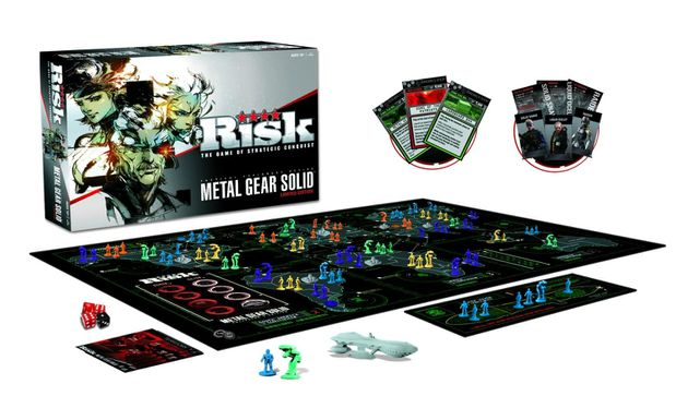 MetalGearSolidLIMITED risk pr2 print