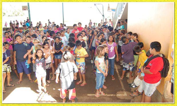 2011-02-10 - Sortie St HILAIRE classe clément - 2