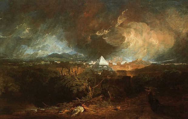 Turner 1800 The Fifth Plague of Egypt