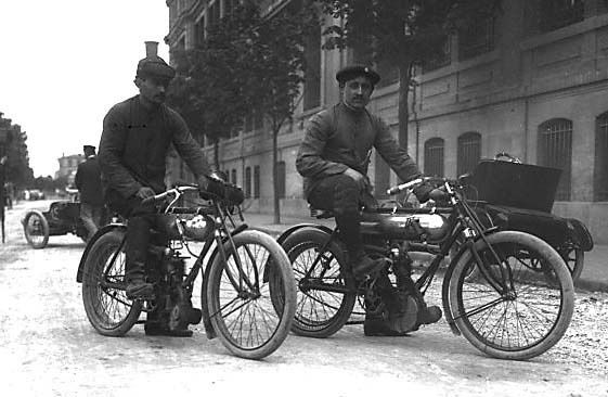 1908 Capaumont & Girault TDF