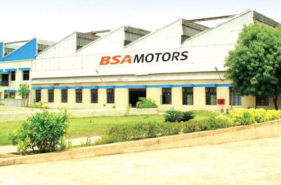BSA Usine Inde