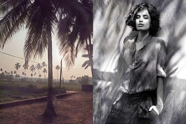Lakshmi Menon - Une douce nuit d'été à Goa. 2
