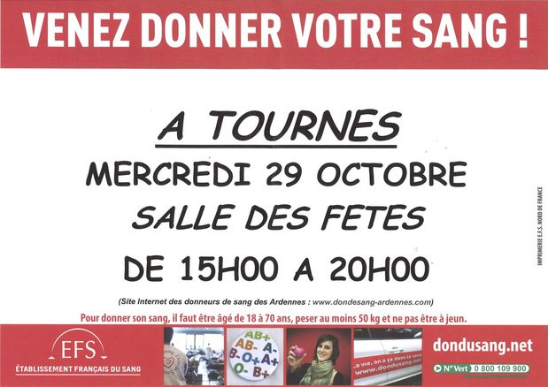 Don sang Tournes 29-10-14