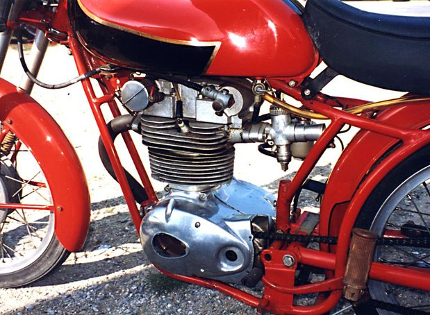 Motobécane Camus carburateur