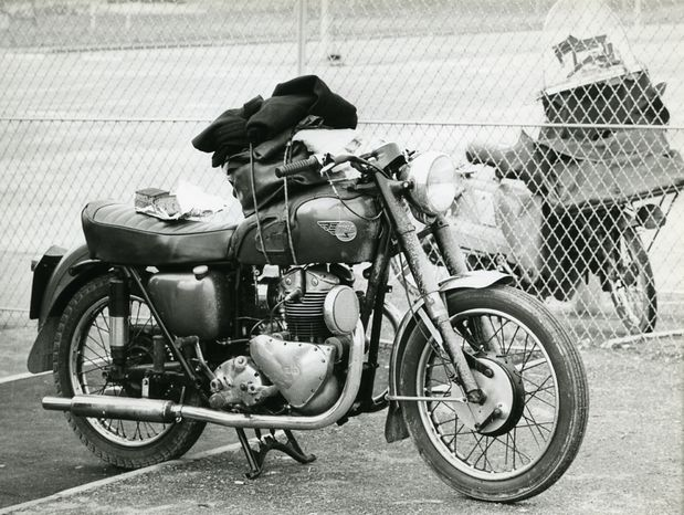 1972 Sarc Ariel BSA811