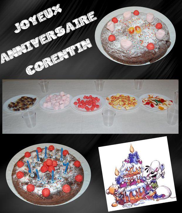 2011-03-16 - Anniv. Corentin - 1