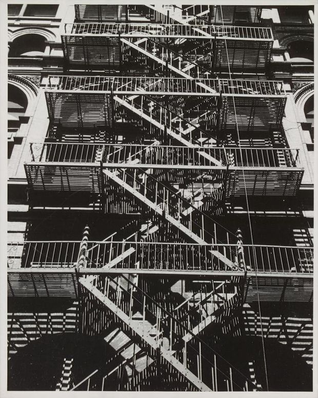 Fire Escape New York