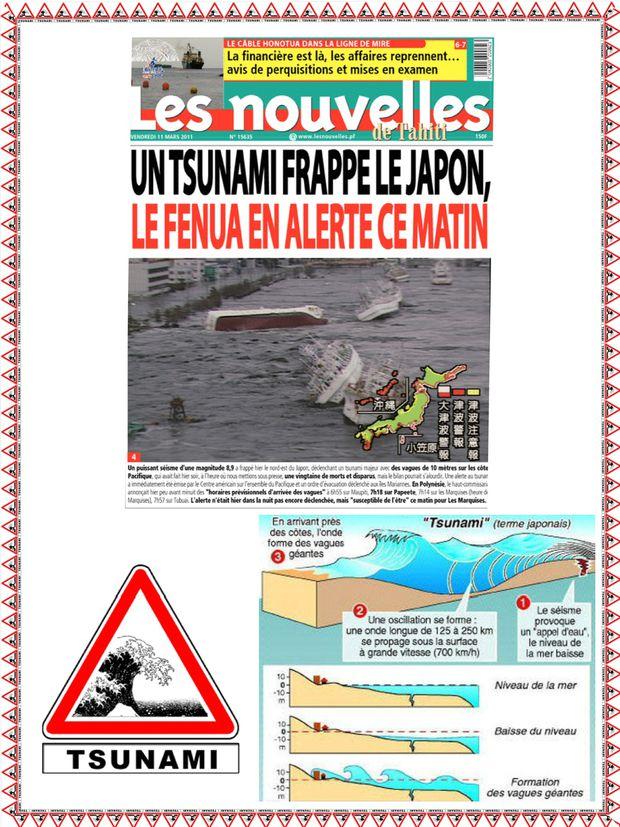 2011-03-11 - Alerte TSUNAMI - 1
