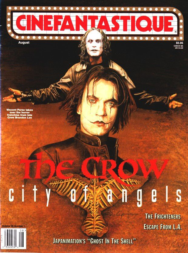 The Crow - CFQ d'août 1996