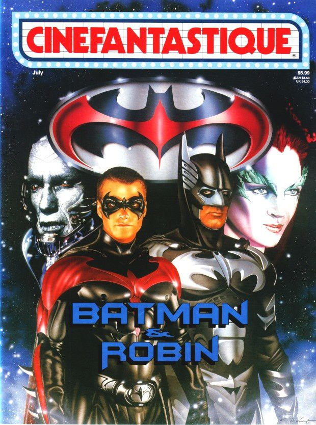 Batman et Robin - CFQ de juillet 1997