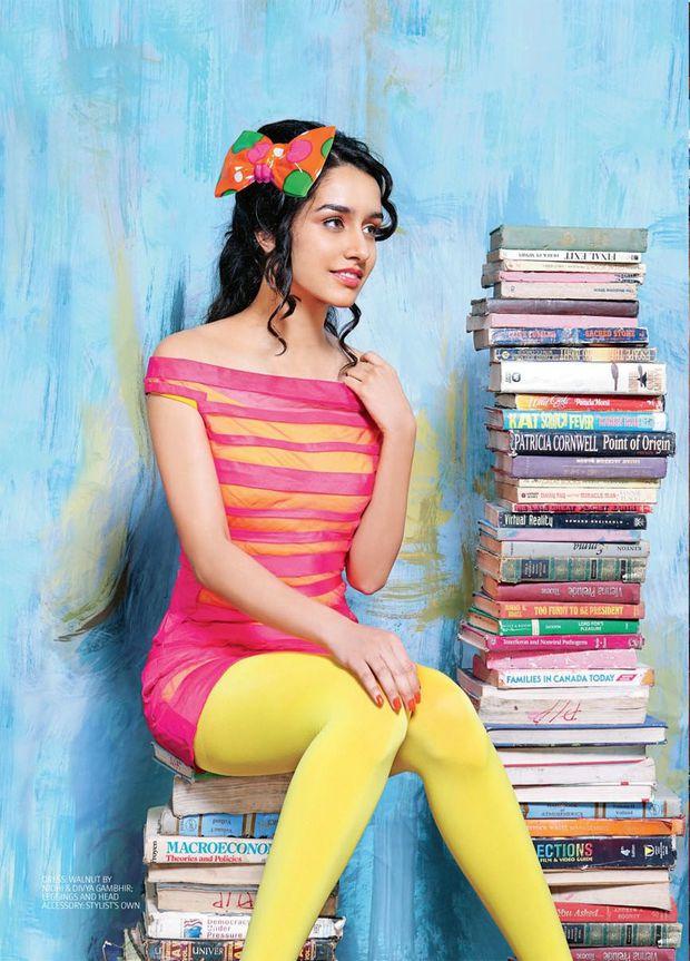 Shraddha Kapoor - Filmfare Photoshoot 5
