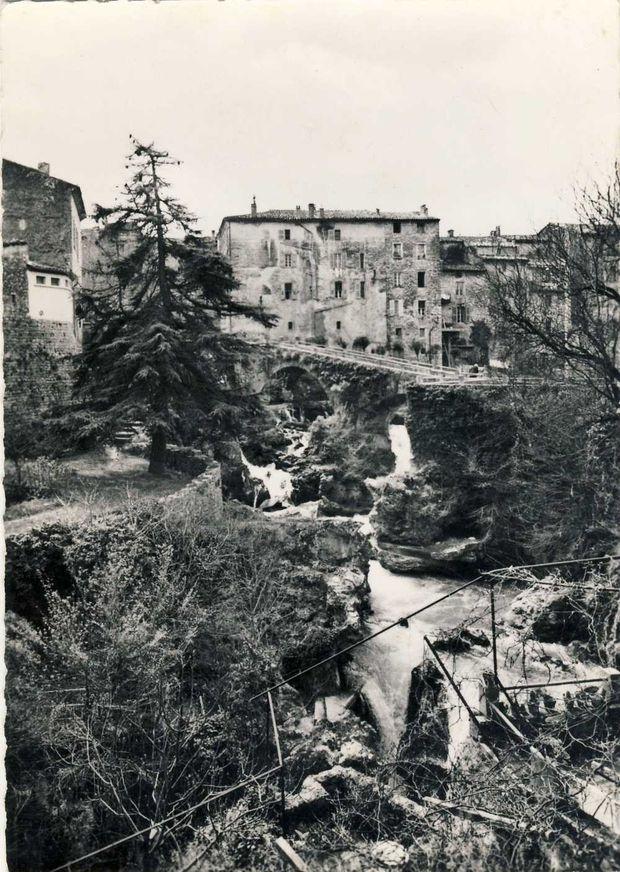 Le Pont Bertrand et la Nartuby