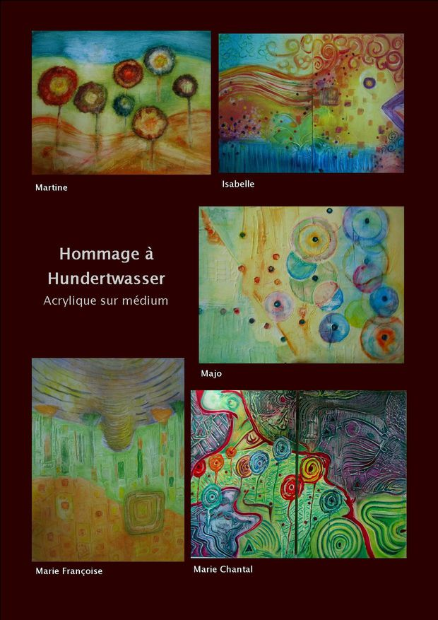 Hommage à Hundertwasser
